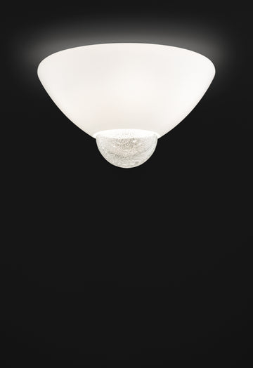 ARGEA PLAFONIERA Flush Light by Venini - DUPLEX DESIGN
