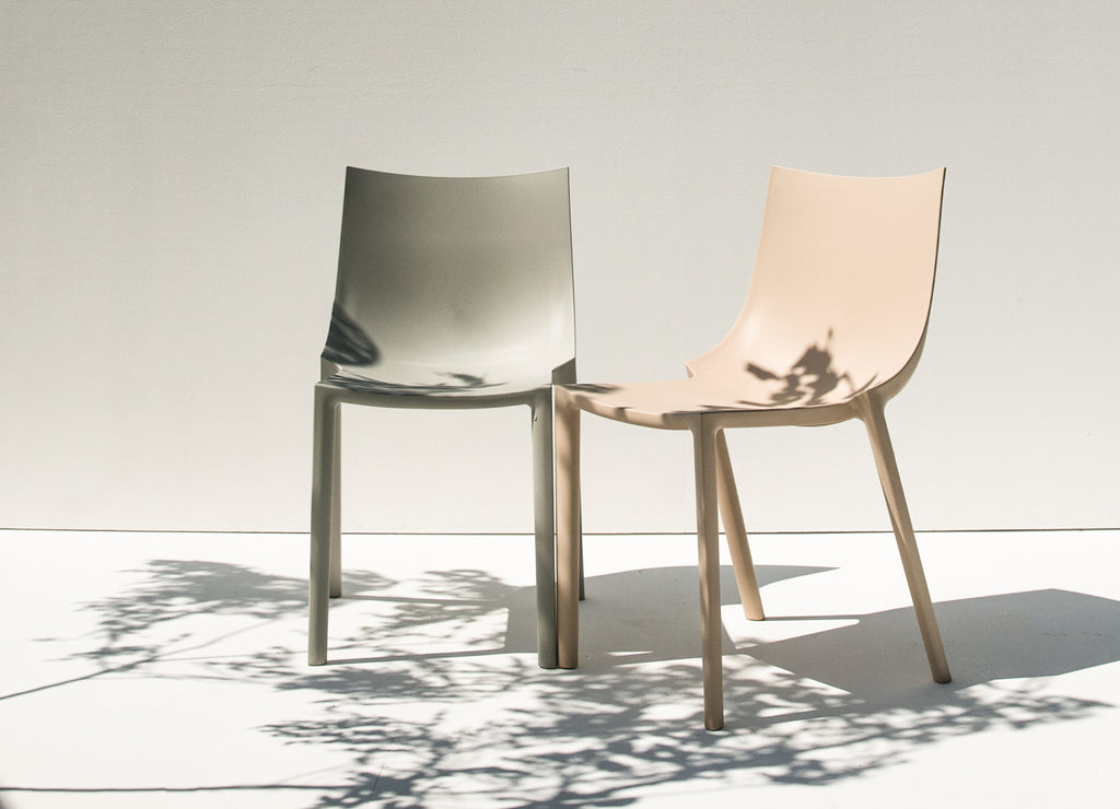 BO Stackable Chair by Philippe Starck for Driade