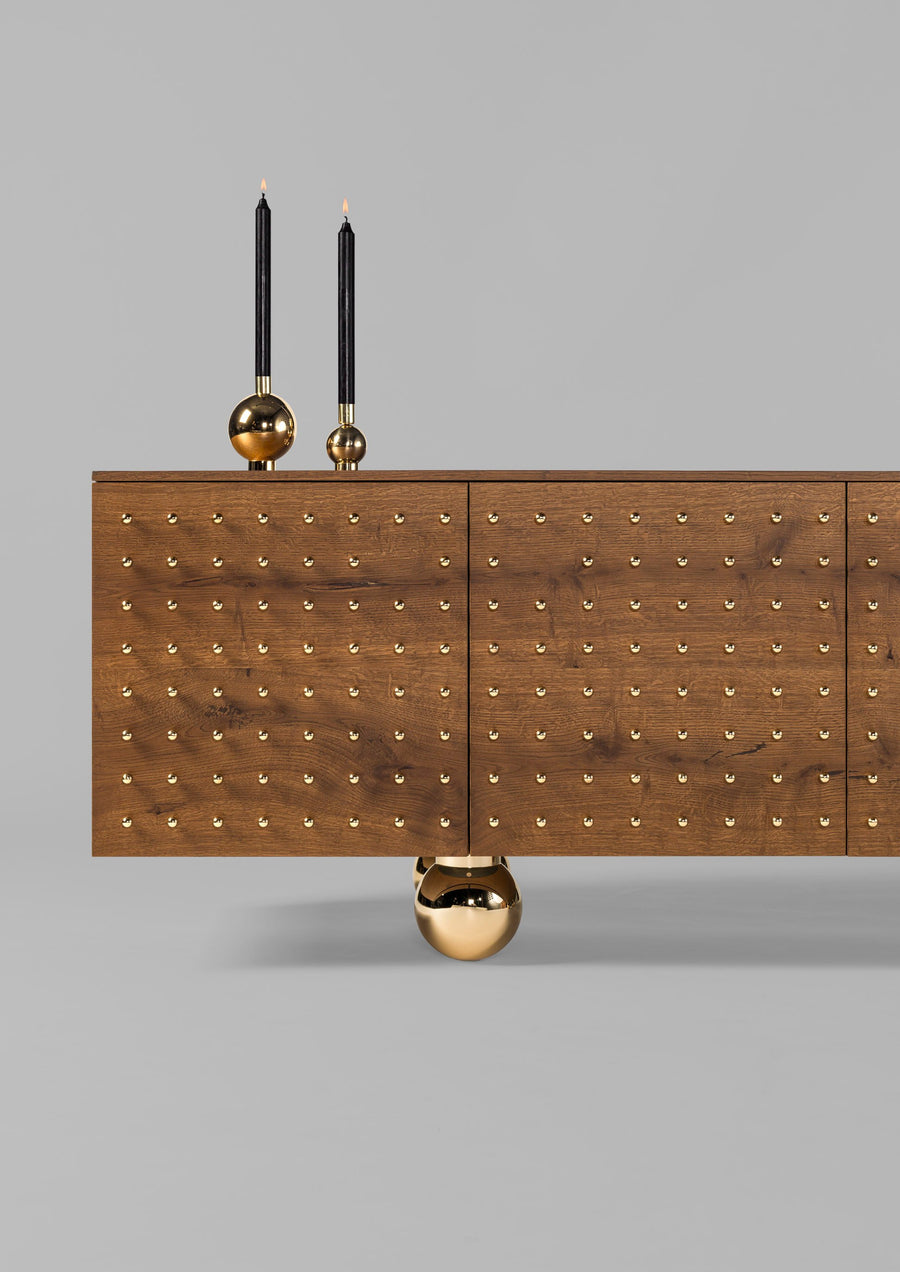 BALL Cabinet Limited Edition of Two by Ramón Úbeda for BD Barcelona - DUPLEX DESIGN
