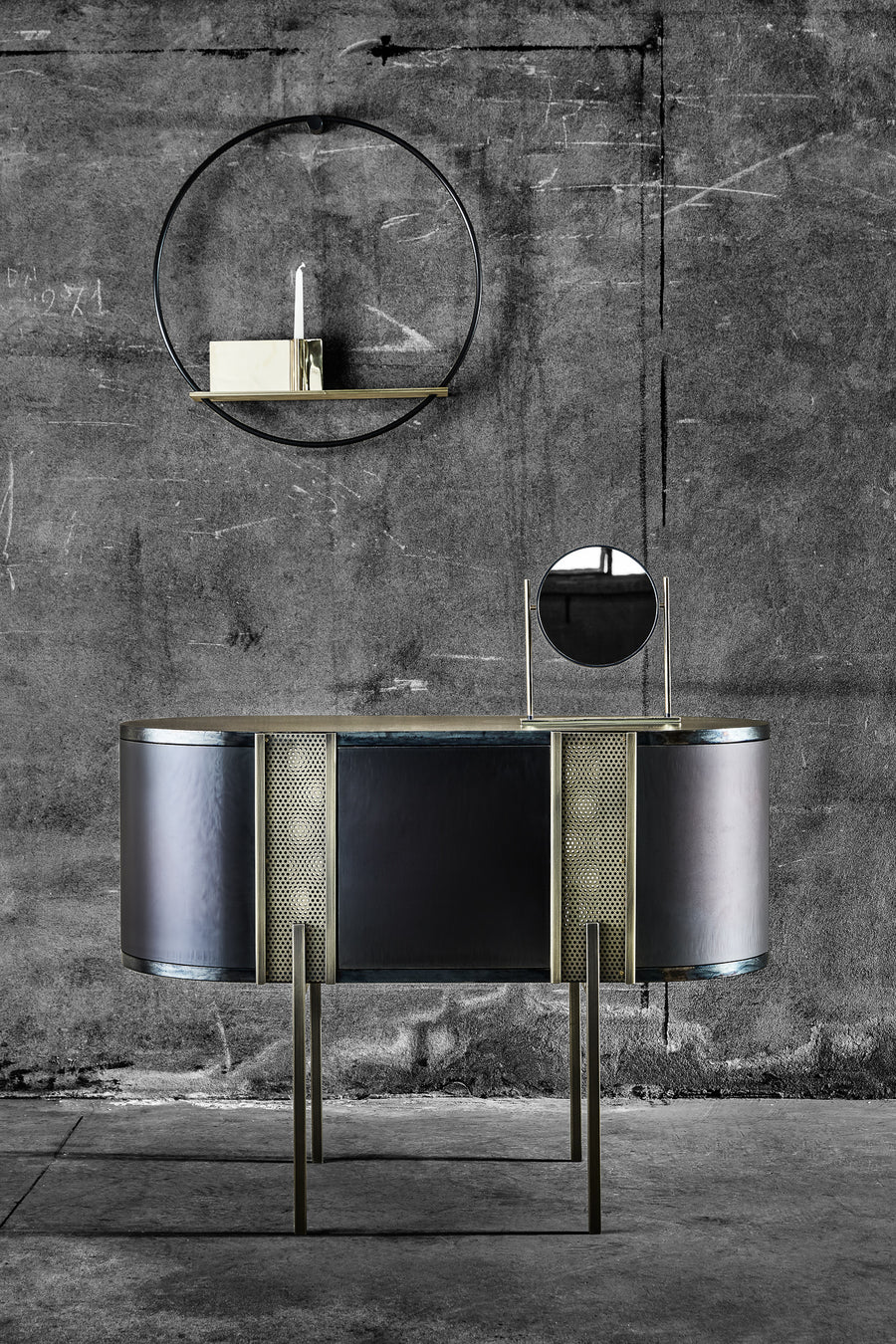 BE-LIEVE Consolle by Lorenza Bozzoli for Mingardo - DUPLEX DESIGN