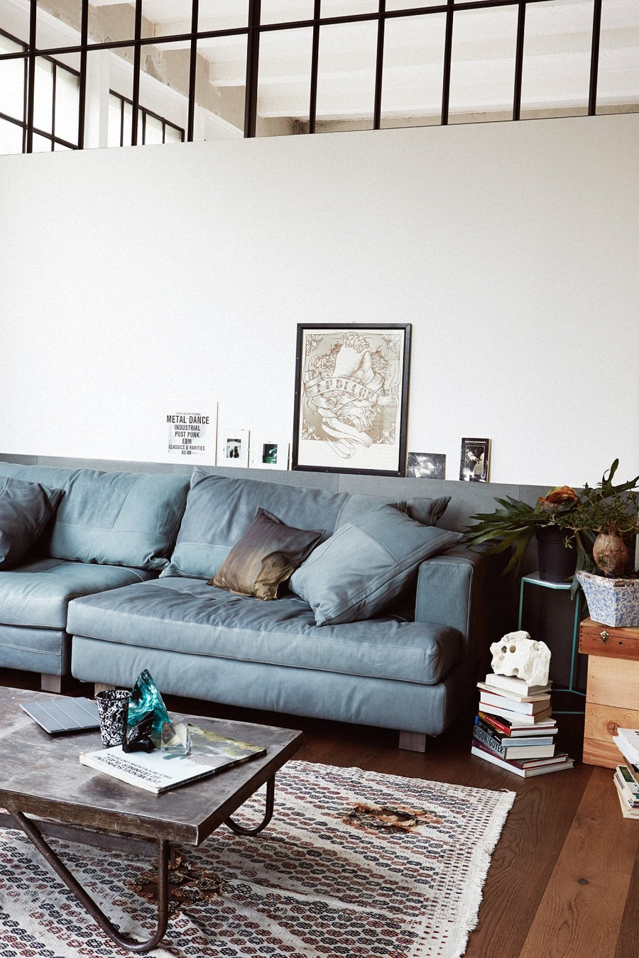 CLOUD ATLAS Four-Seat Sofa by Moroso for Diesel Living - DUPLEX DESIGN