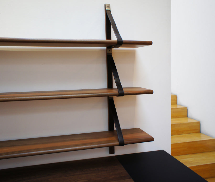 CORREAS Wall Mounted Bookshelf by Miguel Milà for Dessie' - DUPLEX DESIGN