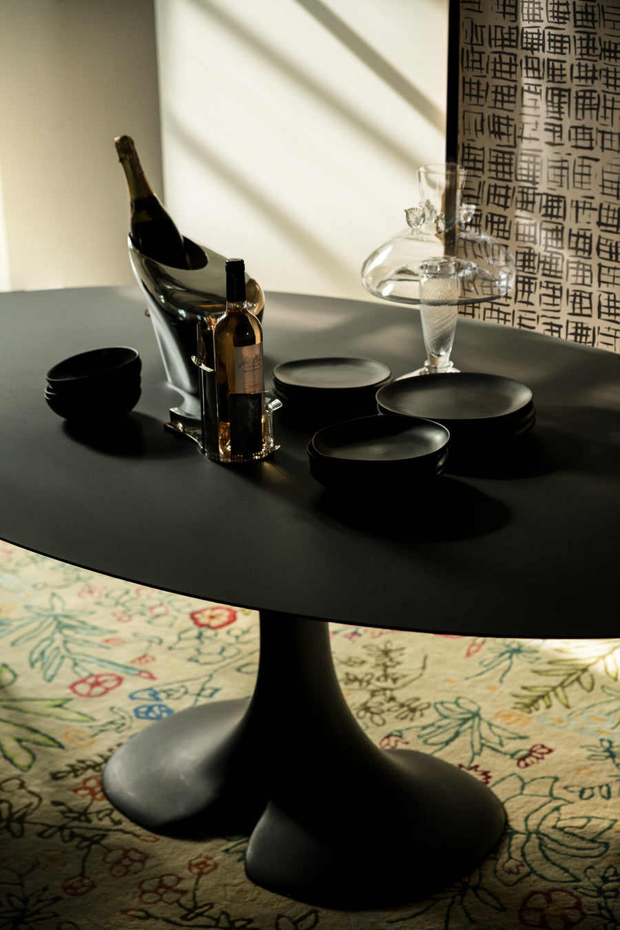 DIDYMOS Table by Antonia Astori for Driade