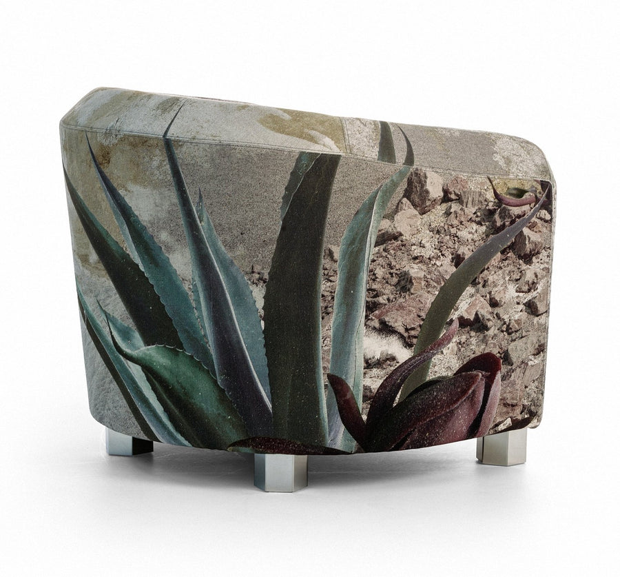 DECOFUTURA Armchair by Moroso for Diesel Living - DUPLEX DESIGN