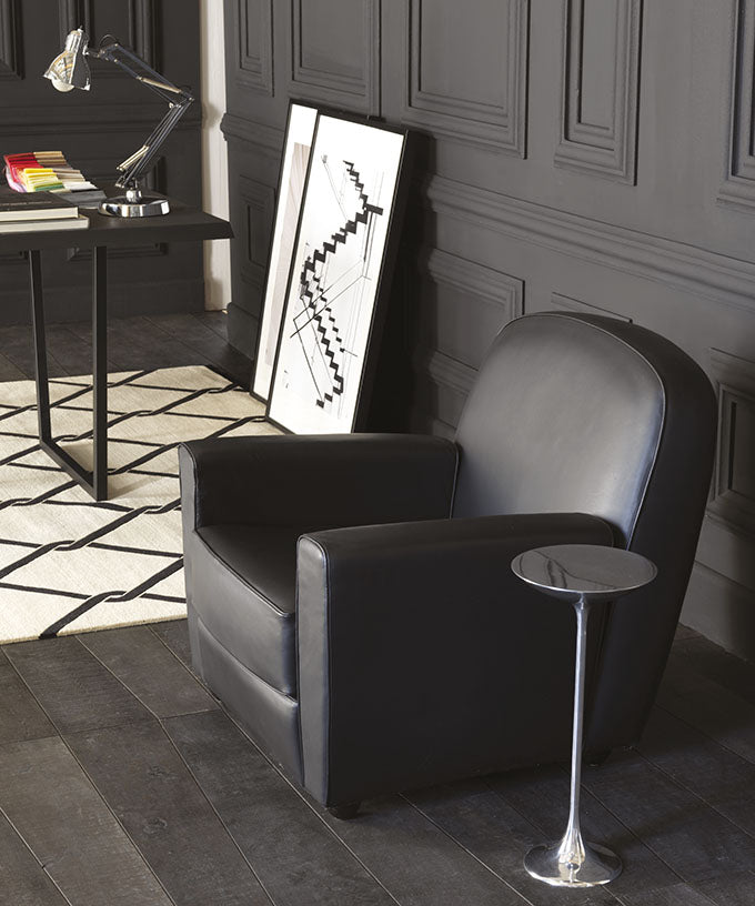 PING I and II, Holder and Small Table by Giuseppe Chigiotti for Driade