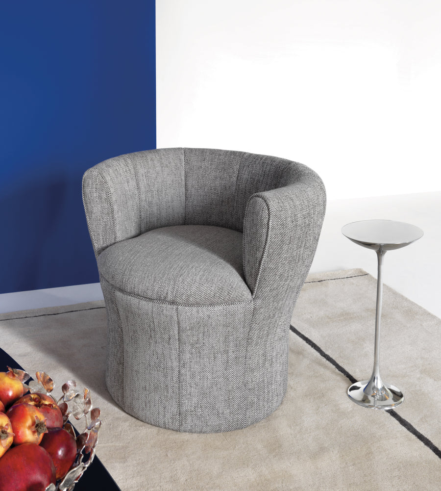 LISA Armchair by Laudani & Romanelli for Driade - DUPLEX DESIGN