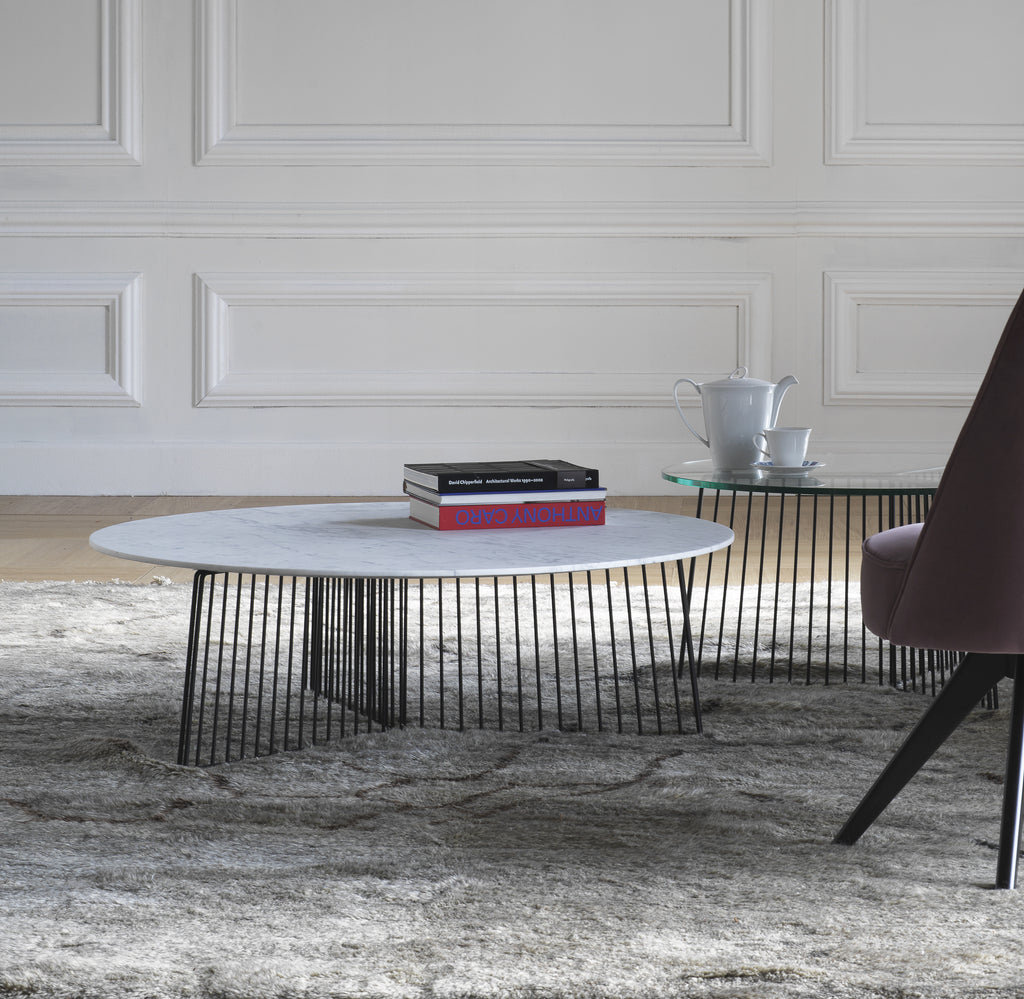 ANAPO Large Round Coffee Table by Gordon Guillaumier for Driade - DUPLEX DESIGN