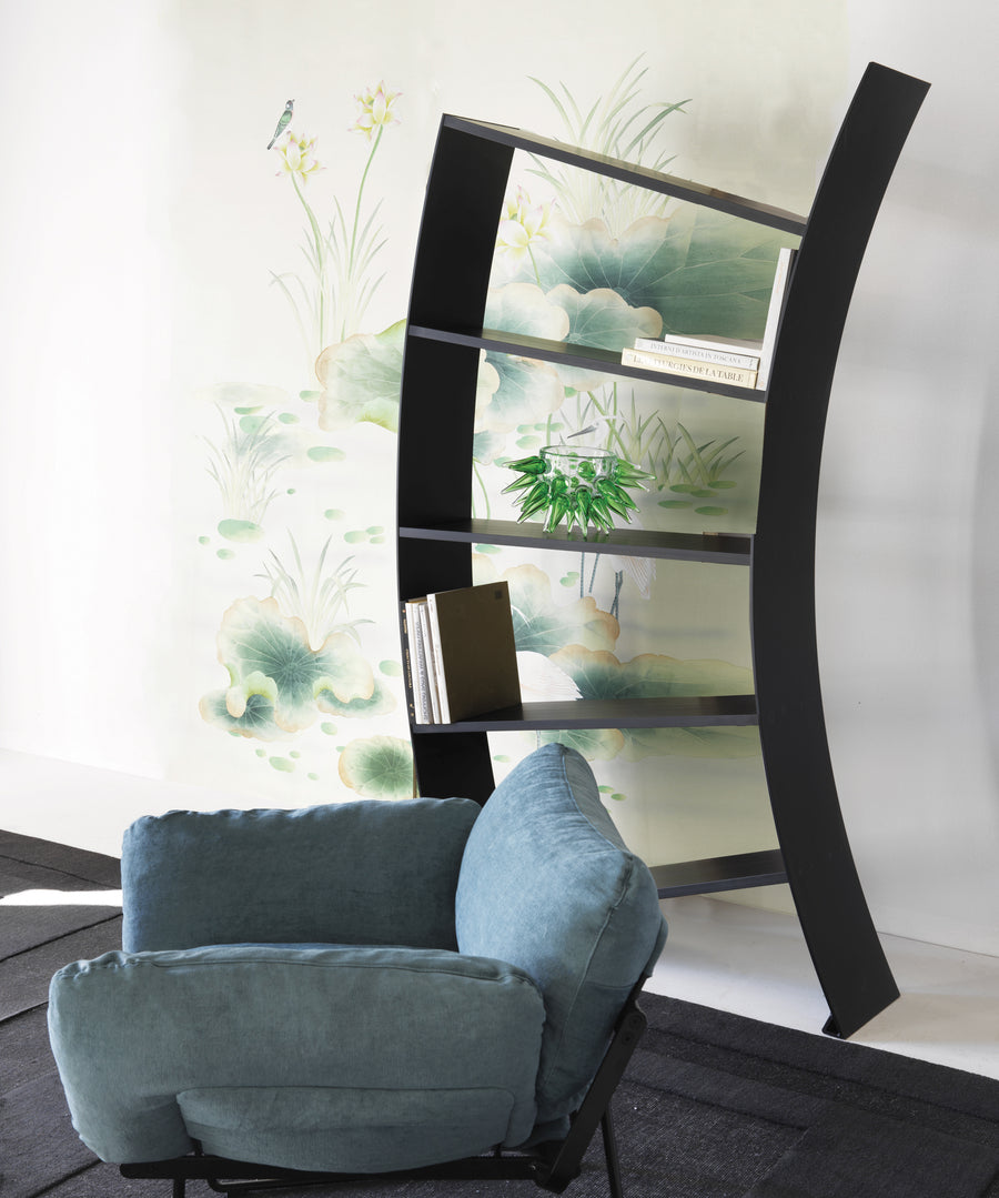 VIRGO Bookcase by Xavier Lust for Driade