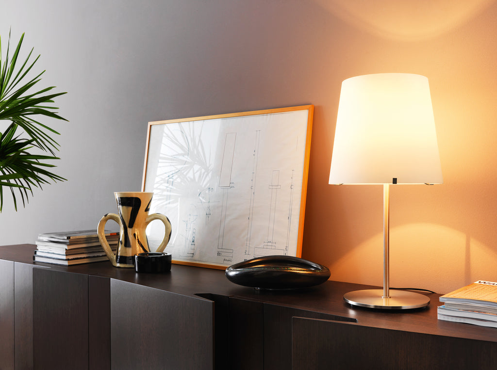 3247 TA Table Lamp by Fontana Arte - DUPLEX DESIGN