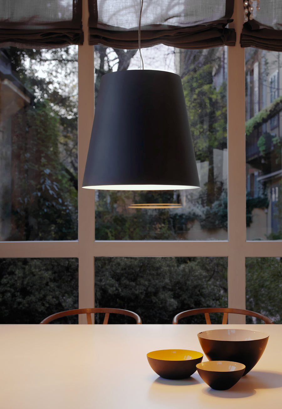 AMAX Suspension Lamp by Charles Williams for Fontana Arte - DUPLEX DESIGN