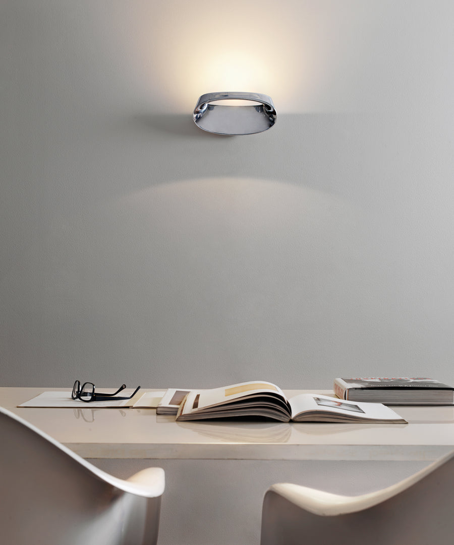 BONNET Wall Lamp by Odo Fioravanti for Fontana Arte - DUPLEX DESIGN
