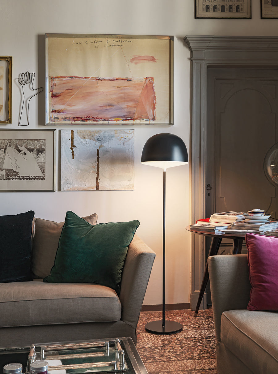 CHESHIRE Floor Lamp by Gamfratesi for Fontana Arte - DUPLEX DESIGN