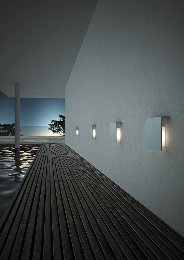 CORRUBEDO Outdoor Wall Lamp by David Chipperfield for Fontana Arte - DUPLEX DESIGN