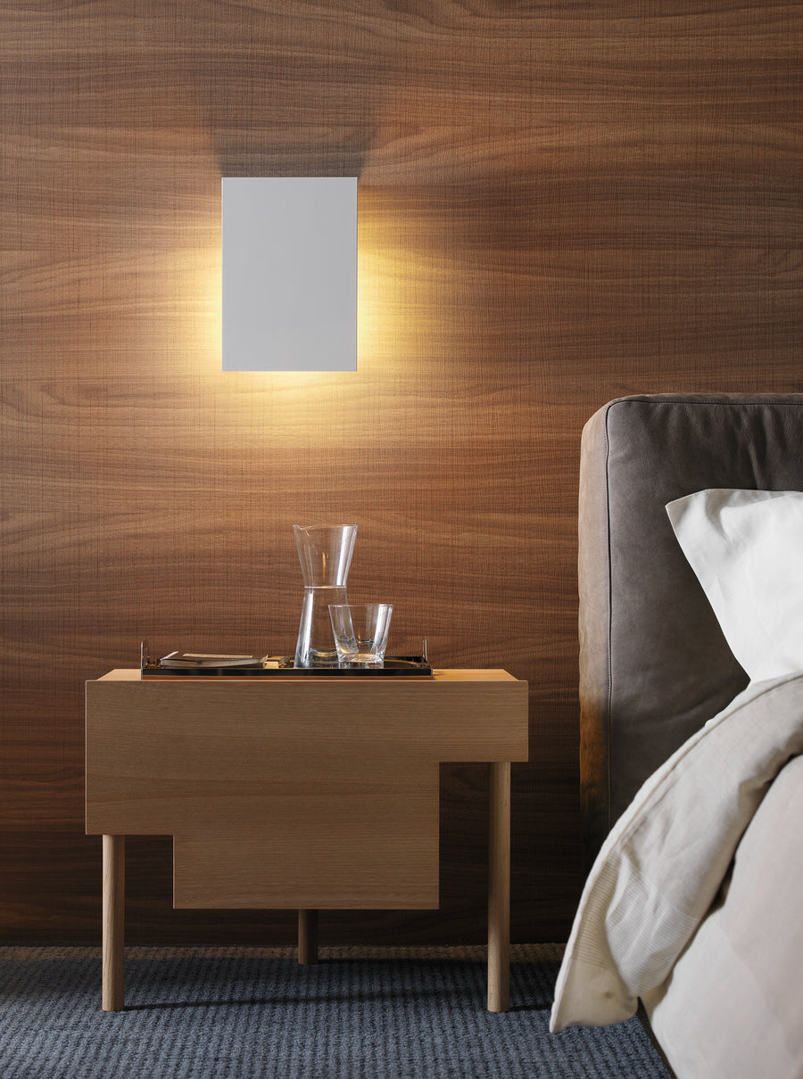 CORRUBEDO Wall Lamp by David Chipperfield for Fontana Arte - DUPLEX DESIGN