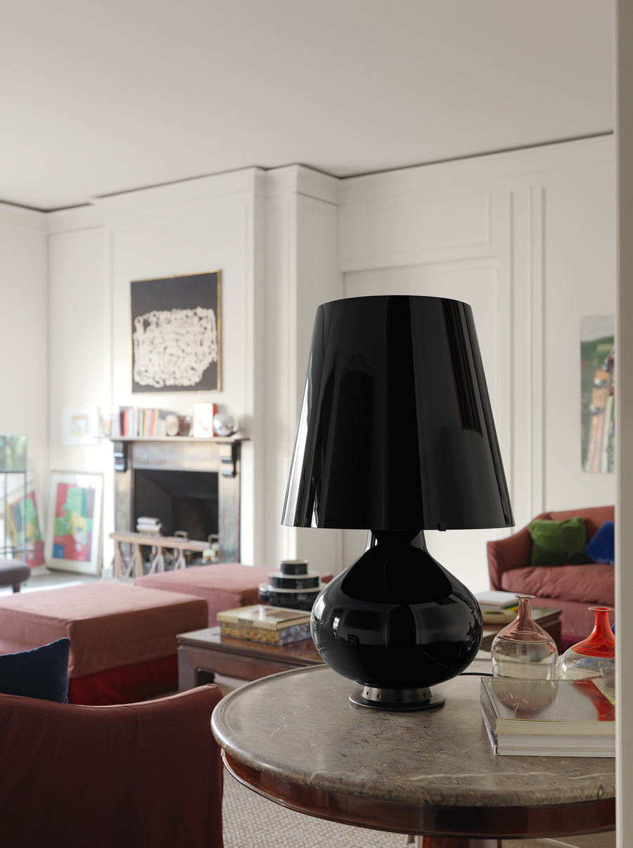 FONTANA Table Lamp by Max Ingrand for Fontana Arte - DUPLEX DESIGN