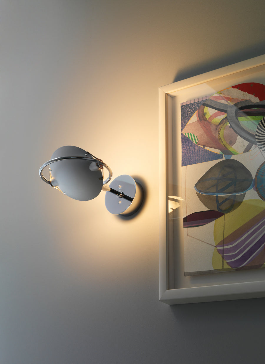 NOBI Wall Lamp by Metis Lighting for Fontana Arte - DUPLEX DESIGN