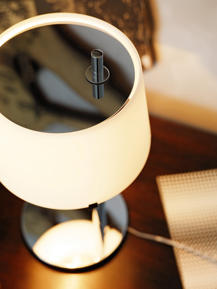 PASSION Table Lamp by Studio Beretta for Fontana Arte - DUPLEX DESIGN