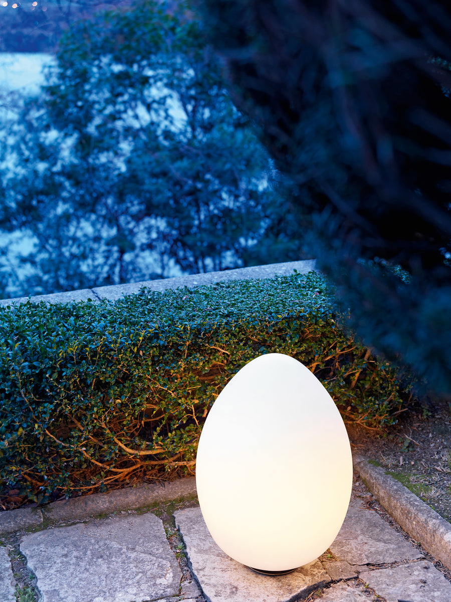 UOVO Outdoor Lamp by Fontana Arte