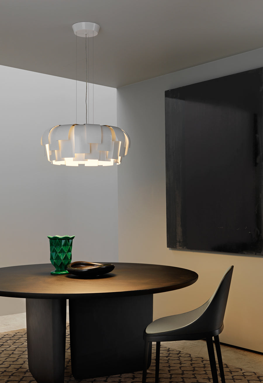 WIG Suspension Lamp by Chris Hardy for Fontana Arte