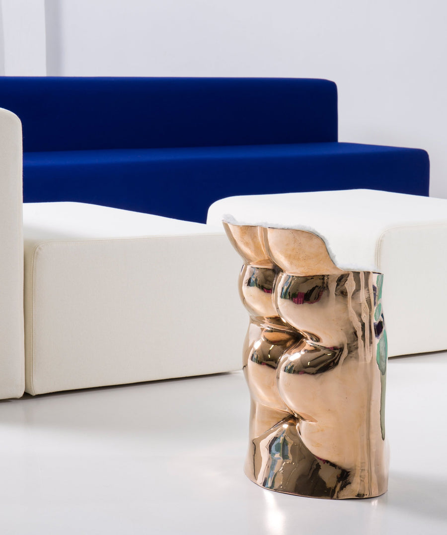 FAUSTO Stool by Novello Finotti for Paradisoterrestre - DUPLEX DESIGN