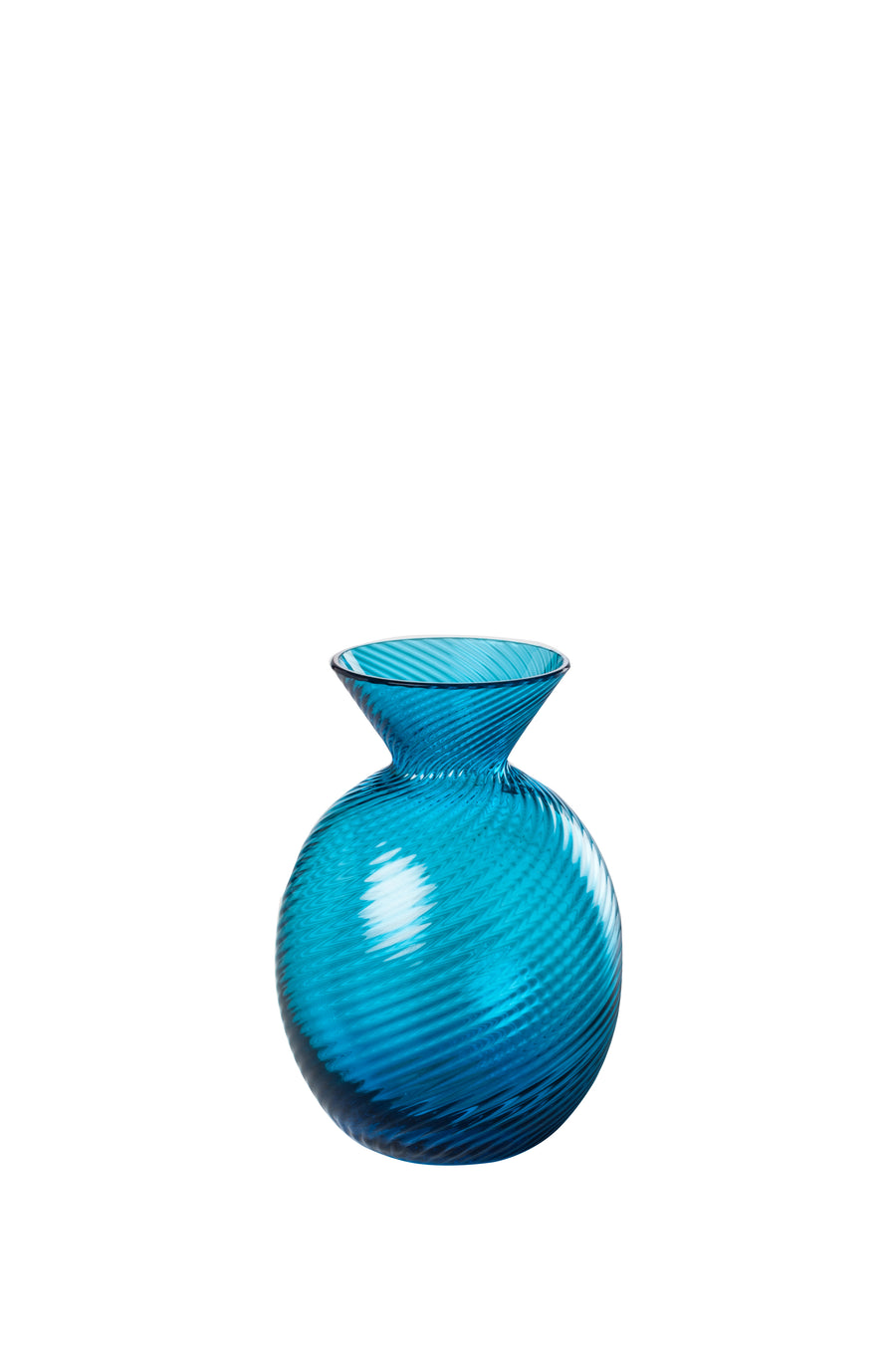 GEMME Glass Vase by Venini - DUPLEX DESIGN