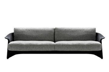 GARÇONNE Three-Seater Sofa by Carlo Colombo for Driade - DUPLEX DESIGN