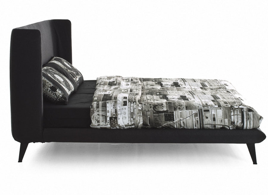 GIMME SHELTER Bed by Moroso for Diesel Living - DUPLEX DESIGN