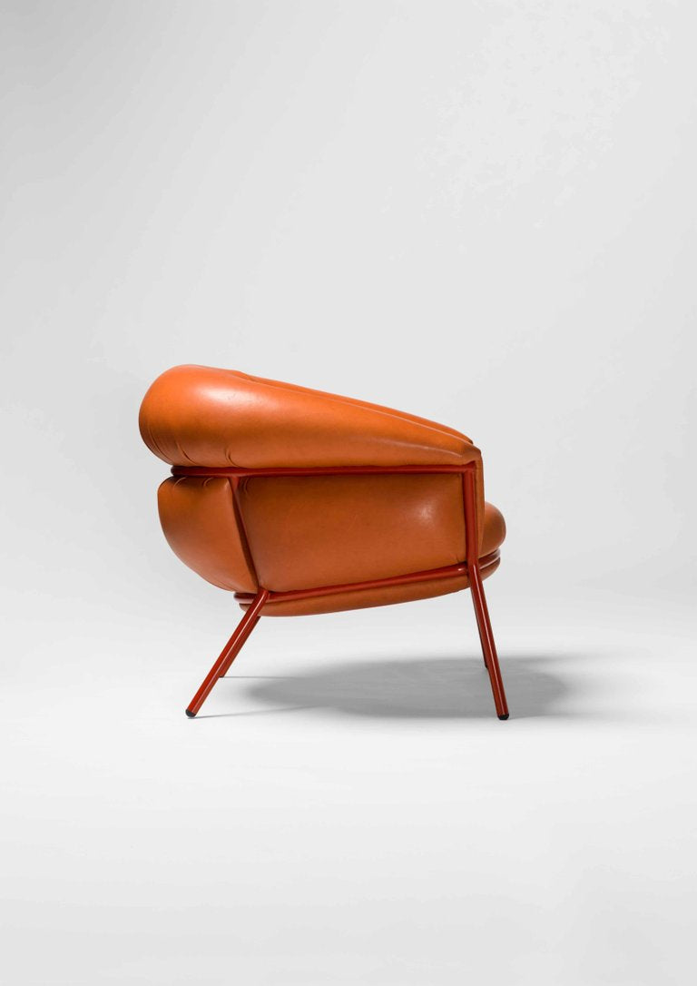 GRASSO Armchair by Stephen Burks for BD Barcelona - DUPLEX DESIGN