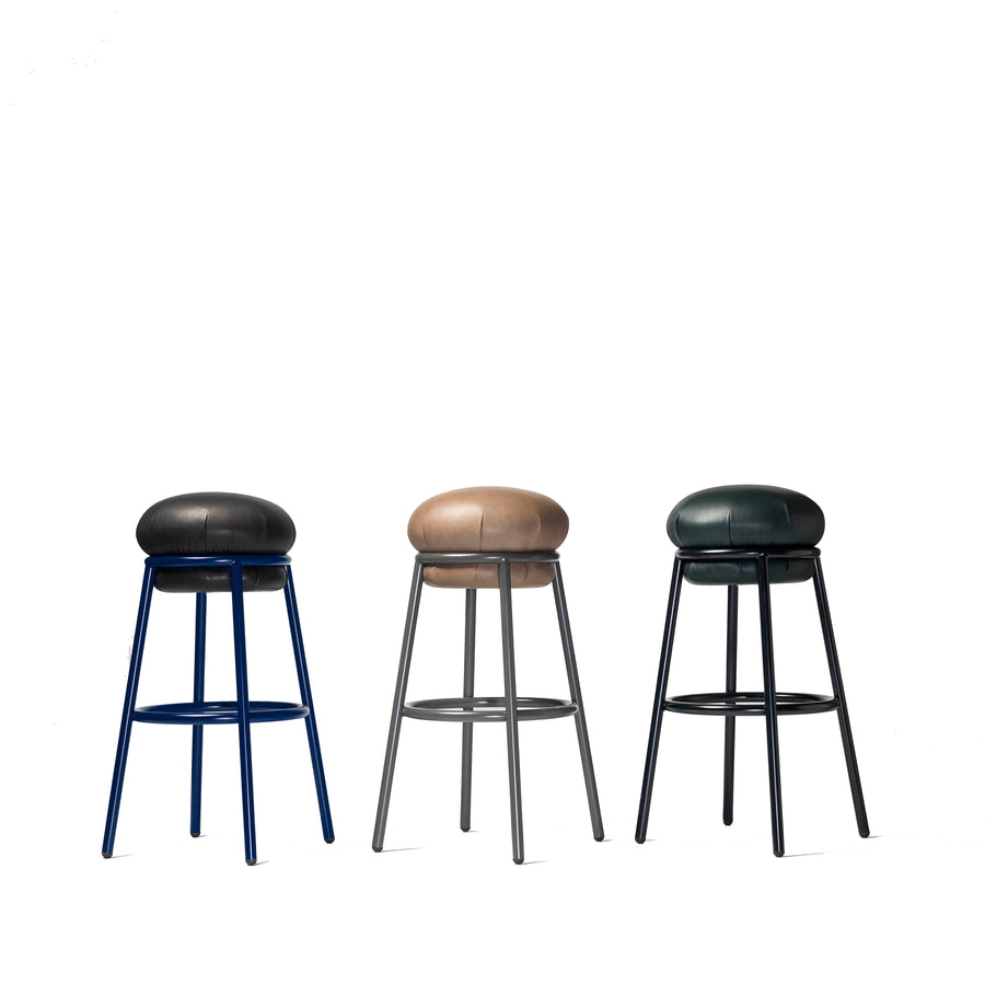 GRASSO Stool by Stephen Burks for BD Barcelona - DUPLEX DESIGN