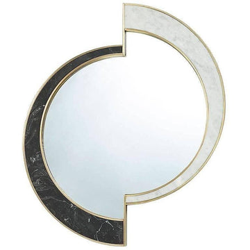 HALF MOON Mirror by Lara Bohinc - DUPLEX DESIGN