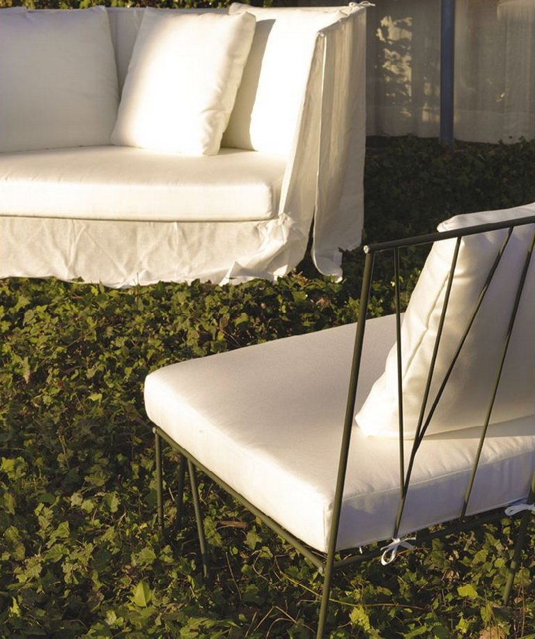HERVE' Chair by Lievore Altherr Molina for Driade - DUPLEX DESIGN