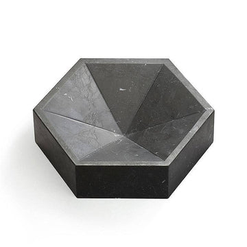 HEXAGONAL CONSTELLATION SMALL LOW BOWL by Lara Bohinc - DUPLEX DESIGN