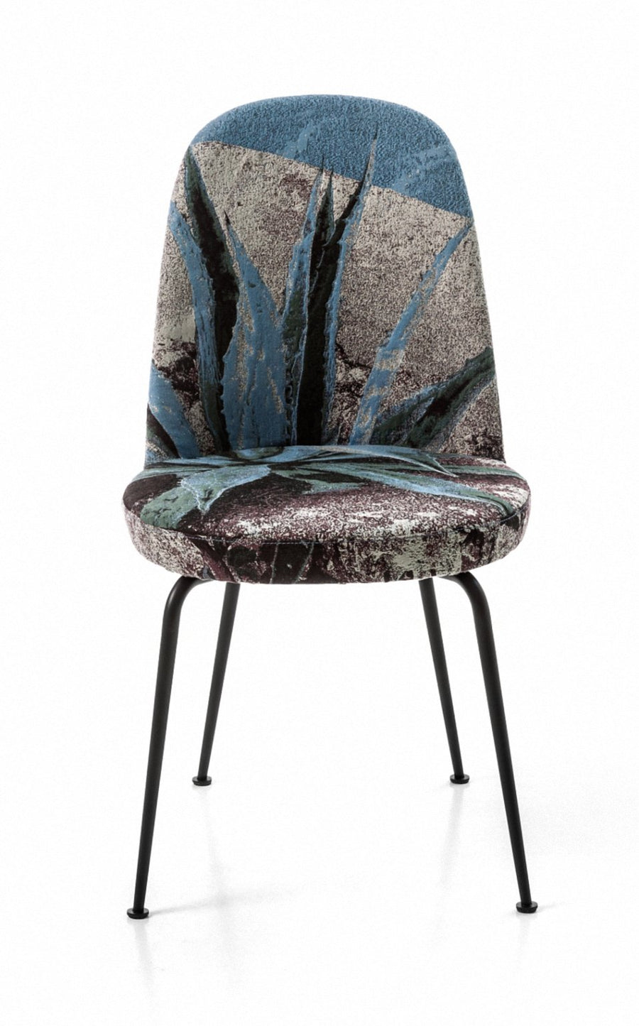 HUNGRY Upholstered Chair by Moroso for Diesel Living - DUPLEX DESIGN