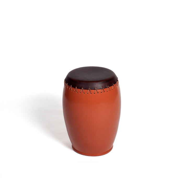 BOMBO 2 Pouf/Side Table by Nestor Perkal for Oscar Maschera - DUPLEX DESIGN