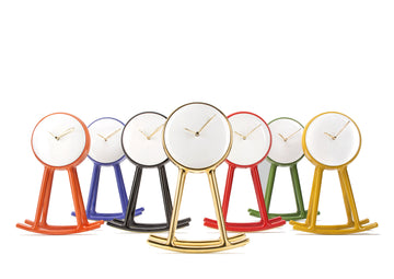 INFINITY CLOCK by Nika Zupanc for Bosa - DUPLEX DESIGN