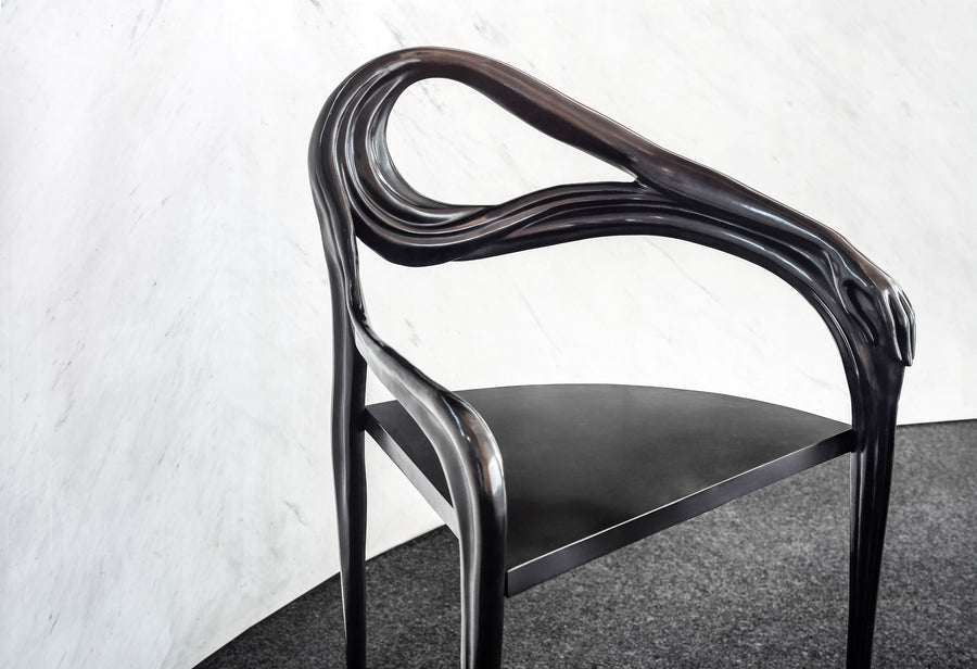 LEDA Armchair Sculpture by Salvador Dalí for BD Barcelona - DUPLEX DESIGN