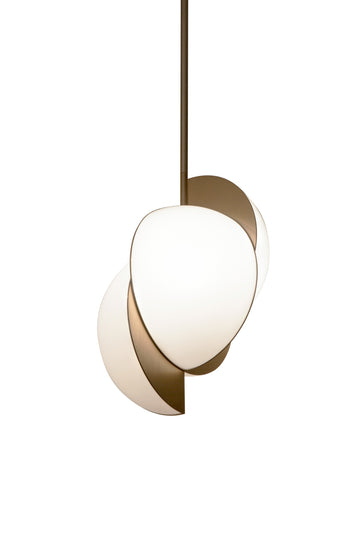COLLISION Pendant Lamp by Lara Bohinc - DUPLEX DESIGN