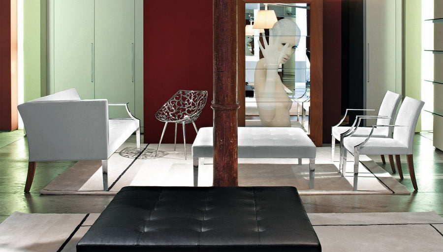 MONSEIGNEUR Ottoman by Philippe Starck for Driade - DUPLEX DESIGN