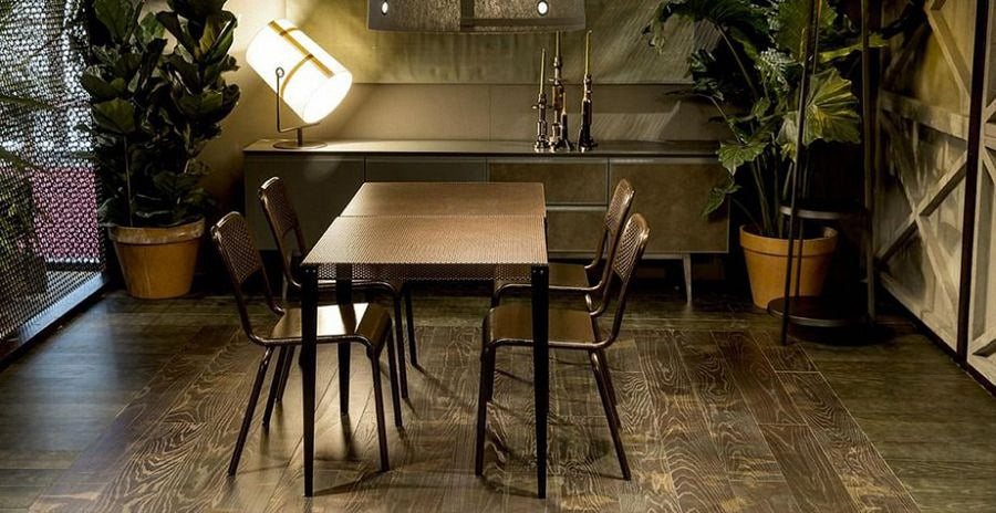 NIZZA Square Table by Moroso for Diesel Living - DUPLEX DESIGN