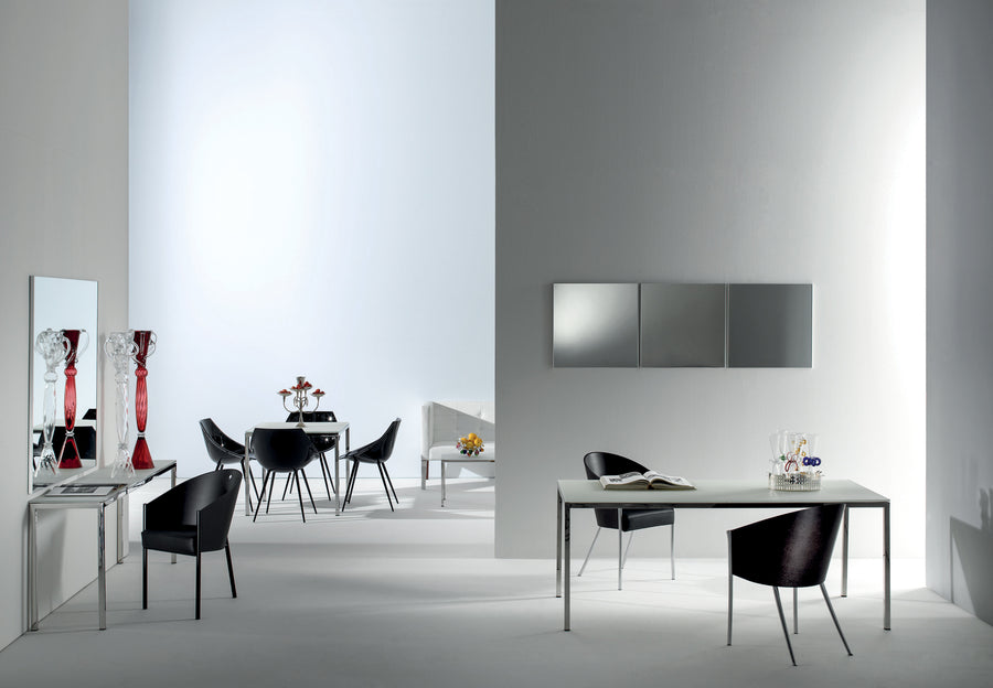 NO FRAME I Mirror by Antonia Astori for Driade - DUPLEX DESIGN