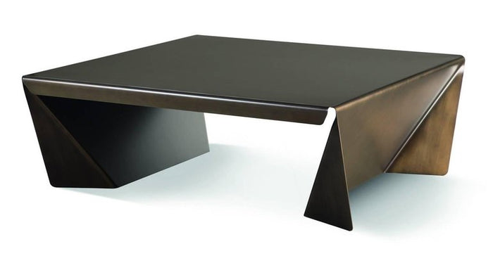 ORI Rectangular or Square Coffee Table by Alessandro Zambelli for Adele C