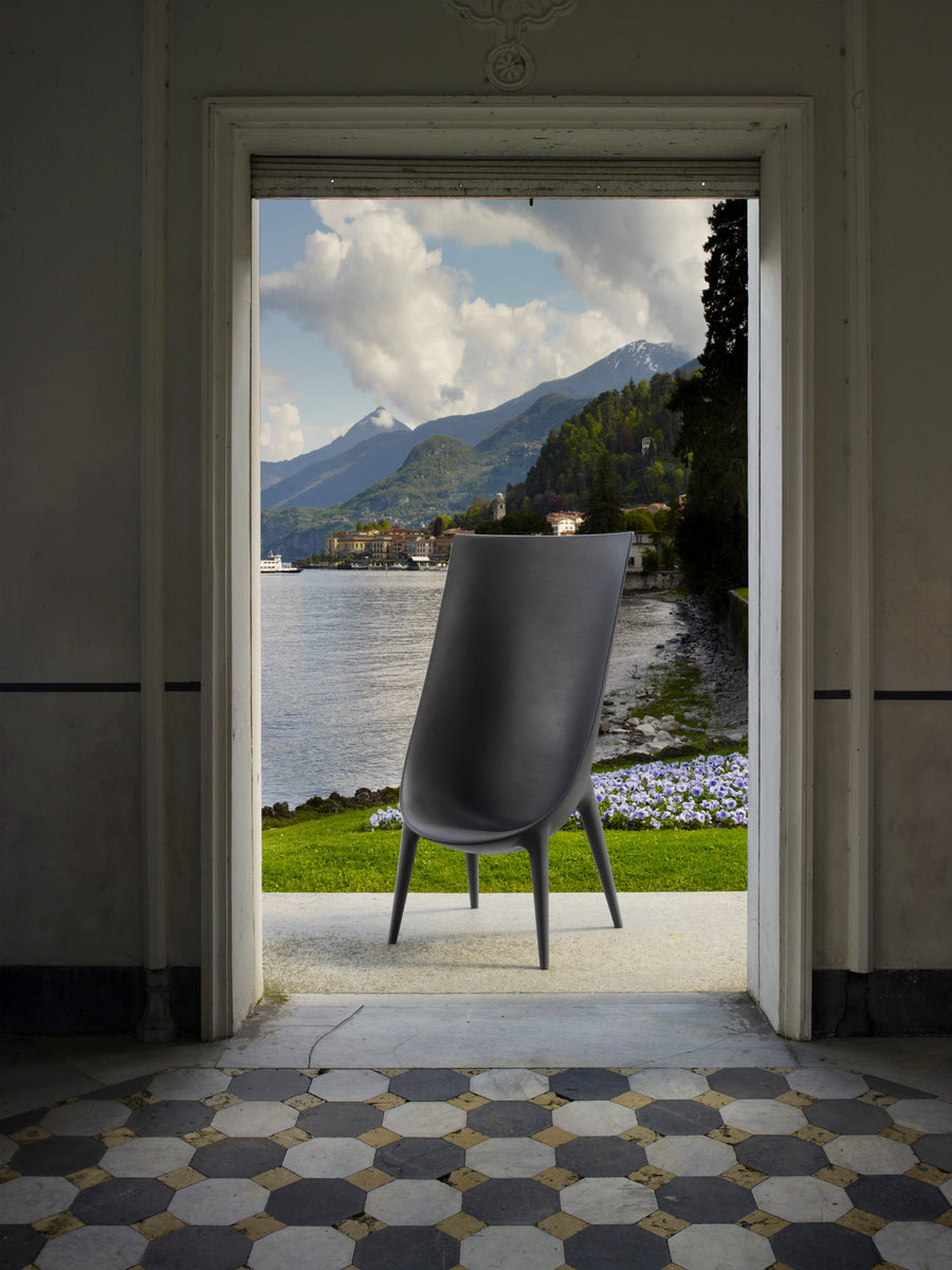 OUT/IN High Chair by Philippe Starck with Eugeni Quitllet for Driade - DUPLEX DESIGN