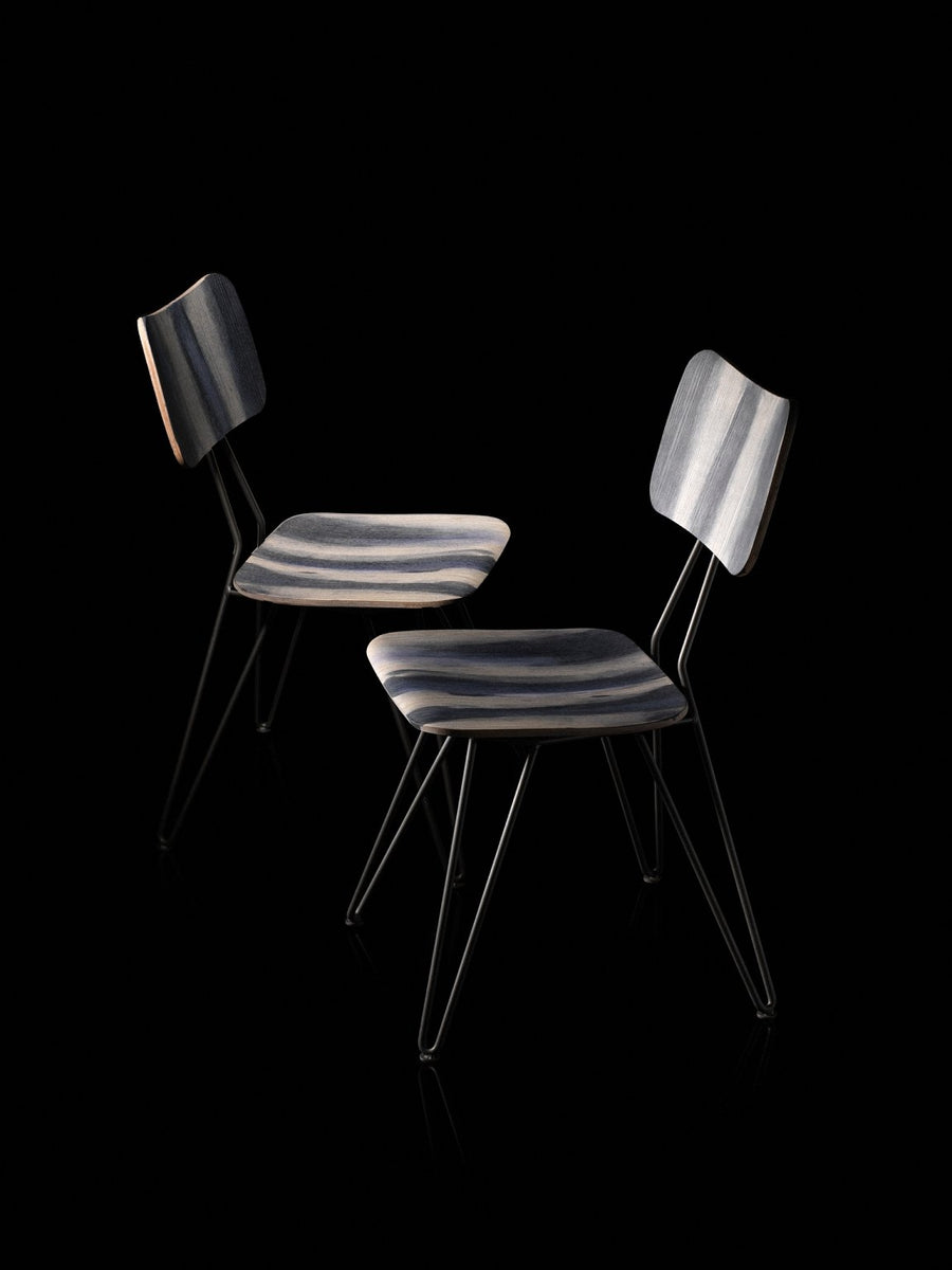 OVERDYED Side Chair by Moroso for Diesel Living - DUPLEX DESIGN