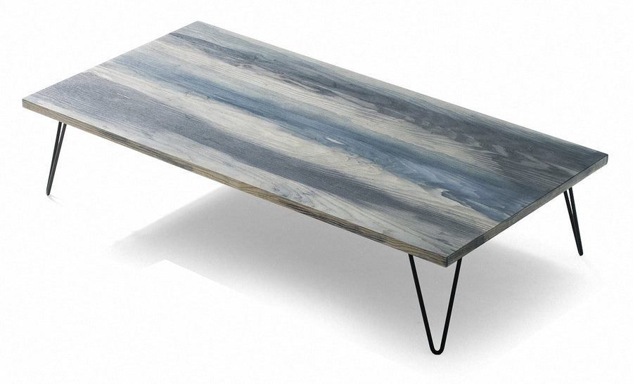 OVERDYED Rectangular Side Table by Moroso for Diesel Living - DUPLEX DESIGN