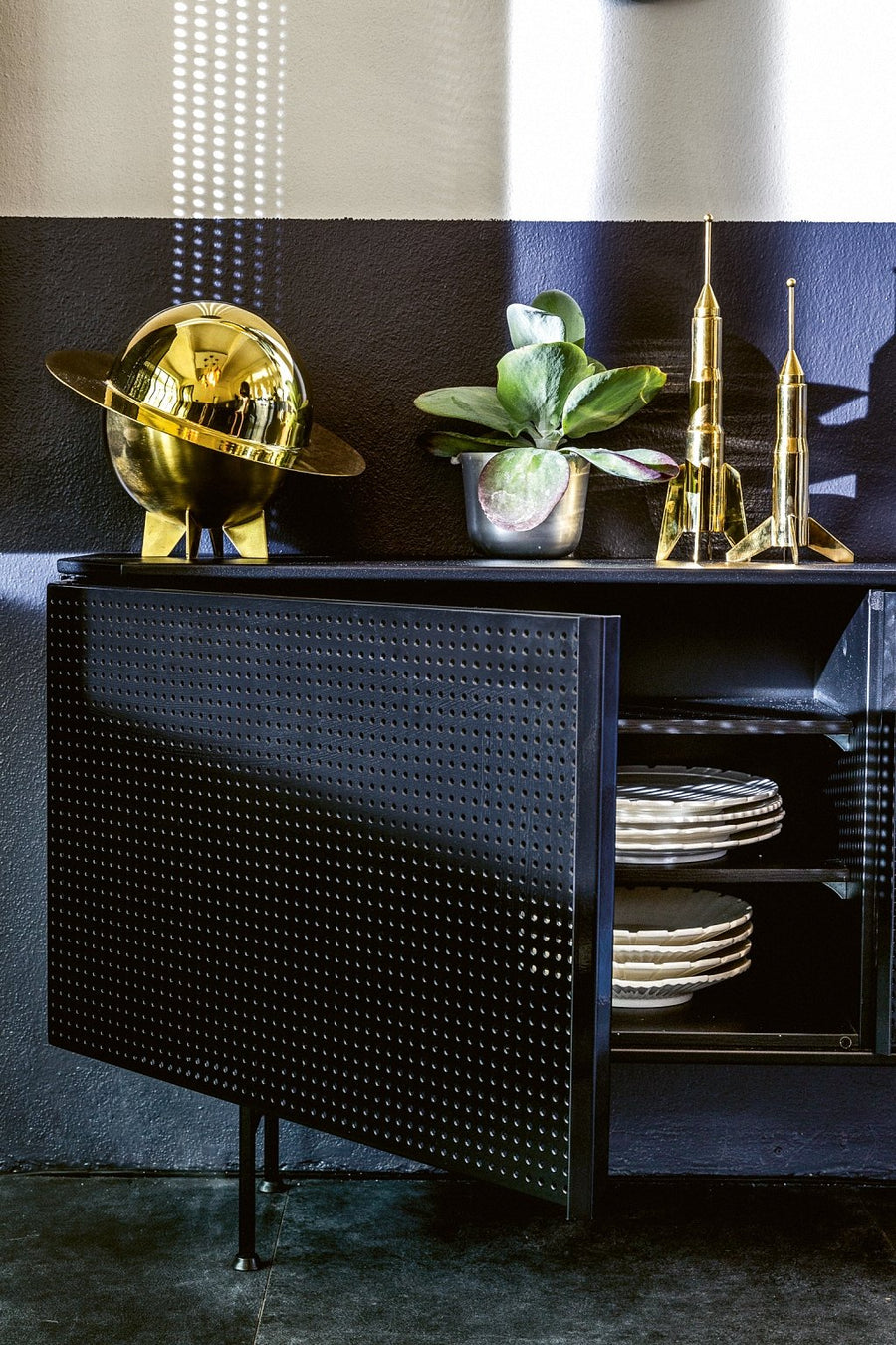 PERF Sideboard by Moroso for Diesel Living - DUPLEX DESIGN