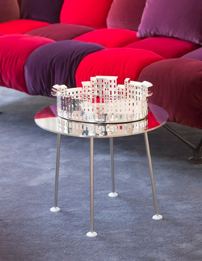 PICAPICA Coffee Table by Kazuyo Sejima for Driade - DUPLEX DESIGN