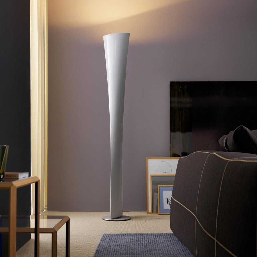 ESPIRAL Floor Lamp by Marco Acerbis for Fontana Arte - DUPLEX DESIGN