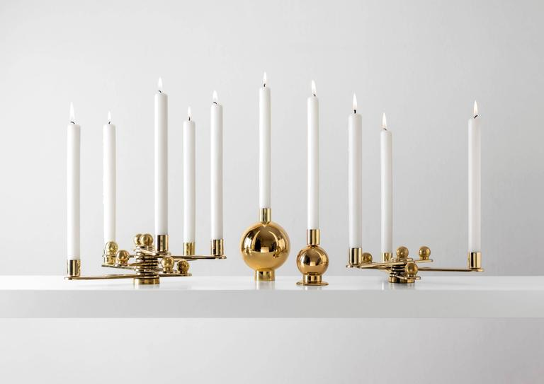 CANDLEHOLDER Limited Edition by Curro Claret for BD Barcelona - DUPLEX DESIGN