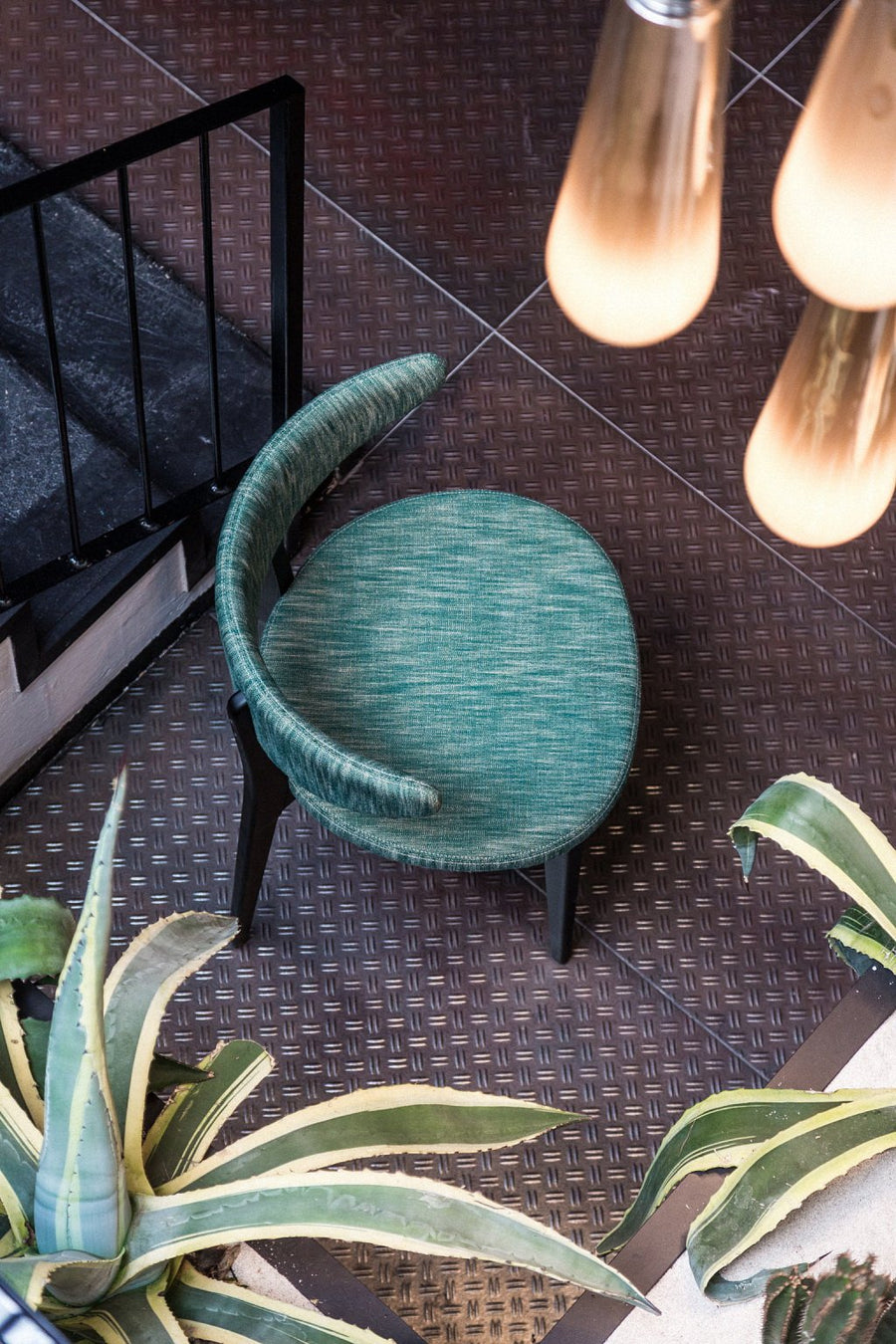 SHORTWAVE Upholstered Chair by Moroso for Diesel Living