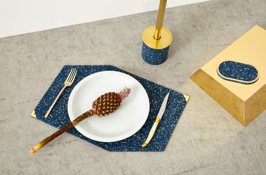 COASTERS by Arielle Assouline-Lichten for Slash Objects - DUPLEX DESIGN